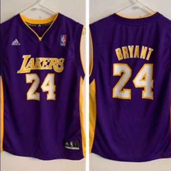 adidas Other - Lakers Jersey #24 with pants